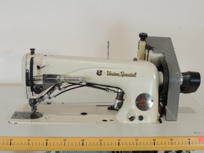 used UNION SPECIAL-100-P Puller - Sewing
