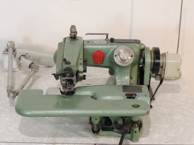 used UNION S-BLINDSTITCH-718 - Sewing