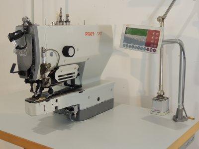 PFAFF 3307-1/13 usata Macchine per cucire