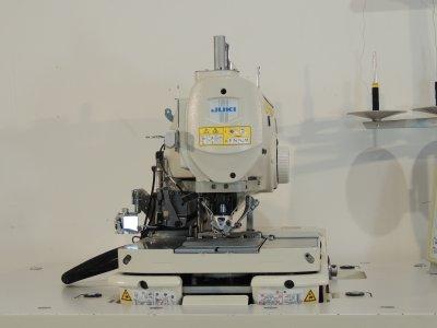 used JUKI MEB 3200 S - Sewing