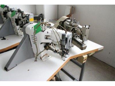 Pfaff 3306+3300 Tandem usata Macchine per cucire