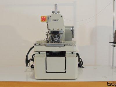 BROTHER DK4-B-980-01 usata Macchine per cucire