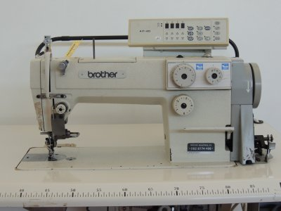 used BROTHER DB2-B774-406 - Sewing