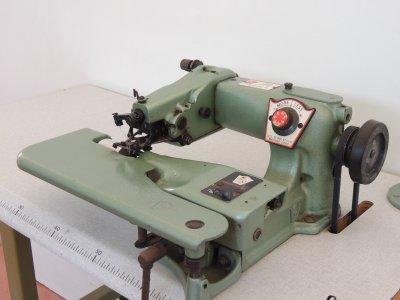 US-BLINDSTITCH-1118  usata Macchine per cucire