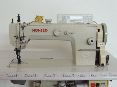 MONTEX - MX 845 - N usata Macchine per cucire