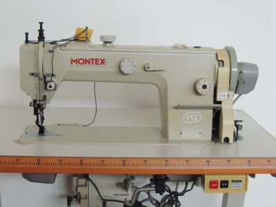 used MONTEX MX 845  - Sewing
