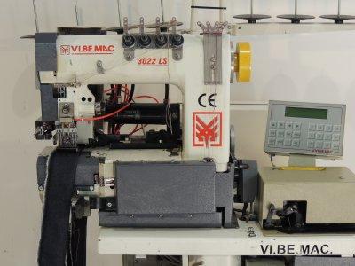 Vibemacc 3022 CS usata Macchine per cucire
