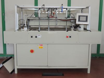 used MAICA 1060 - Cutting Fusing Ironing