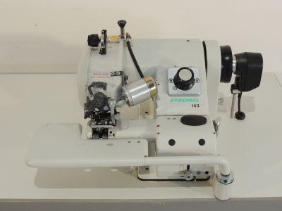 STROBEL 103-180  usata Macchine per cucire