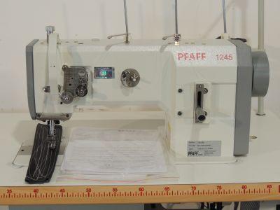 used PFAFF 1245-6-01-CLPMN8 - Sewing