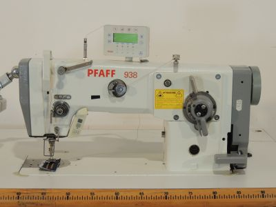 used PFAFF 938-6-01-900-24BSX60N25 - Sewing