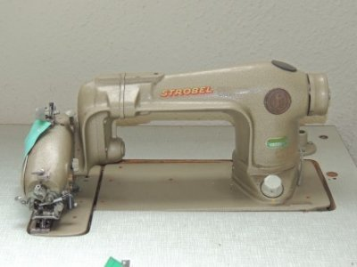 Strobel 143-20 FD usata Macchine per cucire