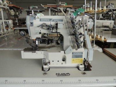 Altre Marche SEW MAQ SW 664-01CBX356/UTP usata Macchine per cucire