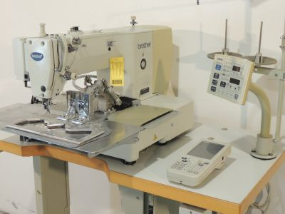 used BROTHER BAS-326-G-03A - Sewing