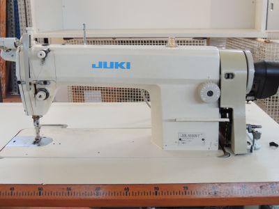 used JUKI DDL-5550-N7 - Sewing