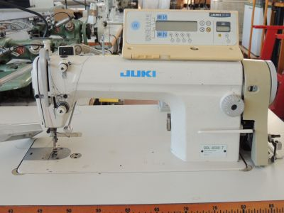 used JUKI DDL-8500-7 - Products wanted