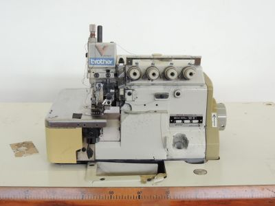 used BROTHER MA4-V61A - Sewing