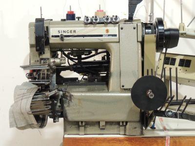 SINGER 302-U-406 usata Macchine per cucire