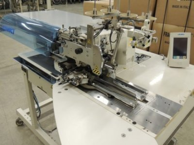 Juki LH-895  usata Macchine che cerchiamo
