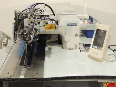 used Montex 896 - Sewing