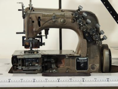 used UNION SPECIAL-54200-KA - Sewing