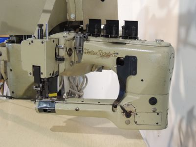 used UNION SPECIAL-36200-AA - Sewing