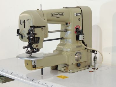used UNION SPECIAL-LEWIS-160-20 - Sewing