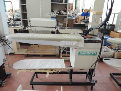 used Naomoto FB-115 PH - Cutting Fusing Ironing