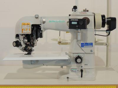 STROBEL 218-D  usata Macchine per cucire