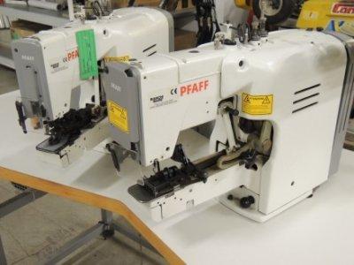 used Pfaff 3306/9 + 3306/7 - Sewing