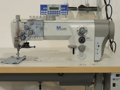 DURKOPP-ADLER 867-190122M  usata Macchine che cerchiamo