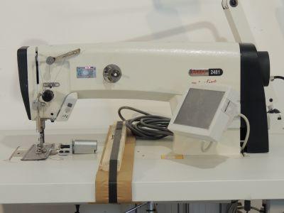 used PFAFF 2481-3-01-980-30BS-N35-PLUS-LINE - Sewing