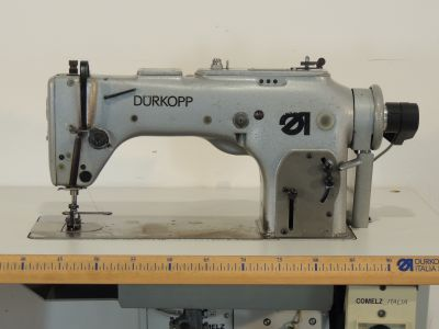 used DURKOPP-ADLER 267-508-SM5 - Sewing