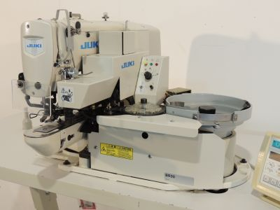 used JUKI LK-1903-A-SS-BR-35 - Sewing