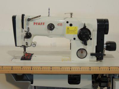 Pfaff 418-900-910-911  usata Home