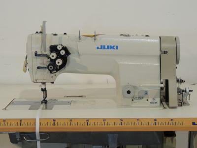 used JUKI LH-3128 - Sewing