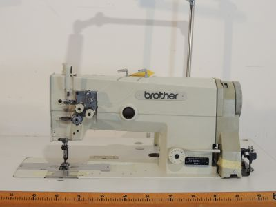 used BROTHER LT2-B842-MARK-II - Sewing