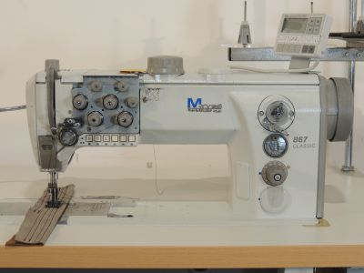 used DURKOPP-ADLER 867-290122 - Sewing