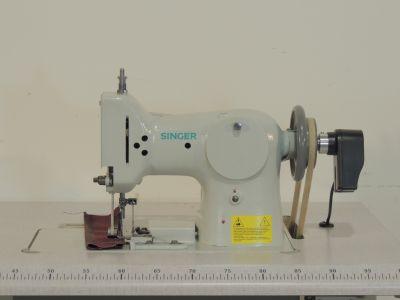 used Singer 138 K - Sewing