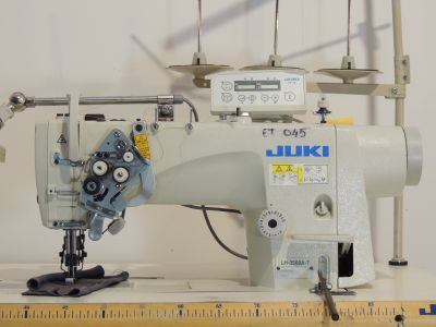 used JUKI LH-3568-A-7 - Sewing