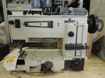 used Durkopp Adler 477-73 G2 - Sewing