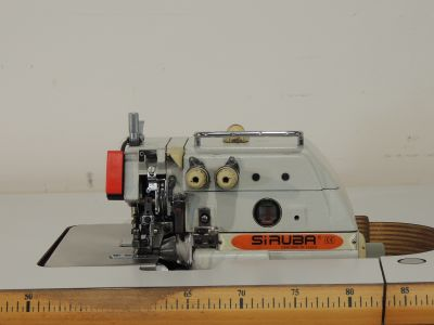 SIRUBA 757-F-401-M2-50  usata Macchine da cucire