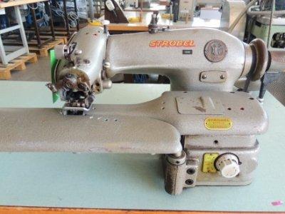 Strobel 170-10 usata Macchine per cucire