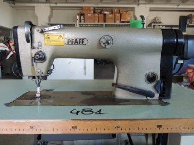 used Pfaff 481-900 - Sewing