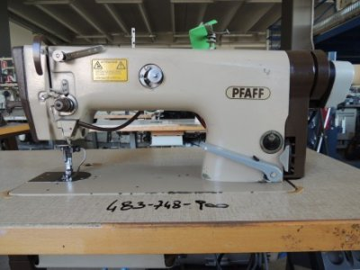 used Pfaff 483-748-900-910-911 - Sewing