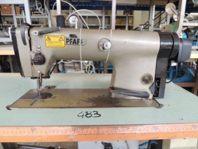 used Pfaff 483-900 - Sewing