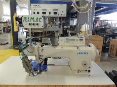 Juki RIMAC 3000  usata Macchine che cerchiamo