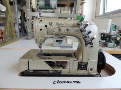 used Union Special 53400 A - Sewing