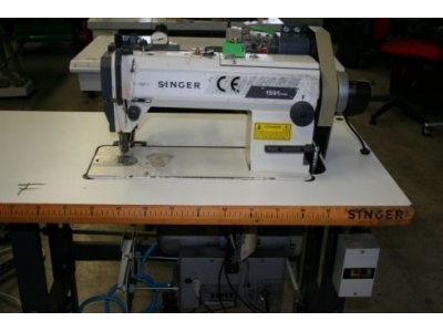 used Singer 1591 D300 B - Sewing
