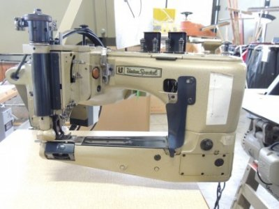 used Union Special 35700 CP - Sewing